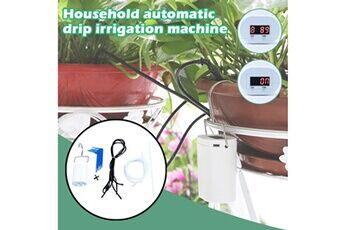 Machine à boire automatique de fleur de minuterie de pulvérisateur de pot pour l'usage de bureau de ménage