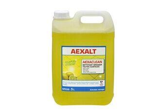 Aexalt - aexaclean nettoyant ménager toutes surfaces parfum citron 5 l