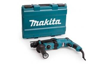 Makita perforateur burineur sds plus hr2630 800 w avec coffret robuste