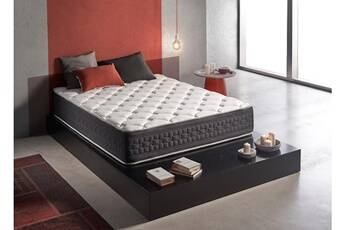 Simpur relax - matelas 90x200 - grand class - épaisseur 30 cm - auto régulation de température - bio mousse à mémoire de forme - 11 zones de confort - hypoallergénique - tissus stretch
