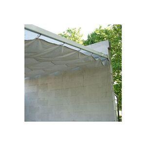 Chalet & Jardin Toile d'ombrage coulissante écru pour Toit Couv' Terrasse 3 x 5 m