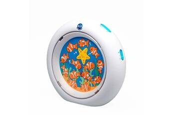 Claessens Kids Veilleuse kid'sleep my aquarium blanche