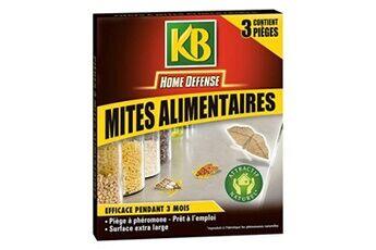 Kb Piège mites alimentaire à phéromone x3