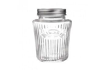 Materiel Chr Pro Bocal hermétique vintage en verre - kilner 500 ml -