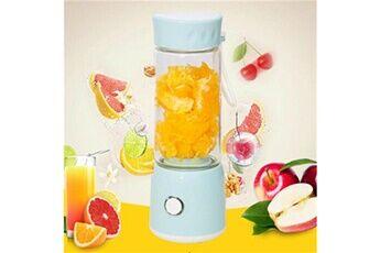 Generic Mini-tasse à jus électrique portable juice cup usb charging juicer outdoor juicer accessoire de cuisine 4787