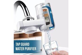 Generic Robinet filtre à eau pour évier de cuisine ou salle de bains filtration mont robinet purificateur 5559