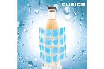 Euroweb Pochettes de réfrigération multifonctions - froid, refraichir bouteille, sac congélation et fievre