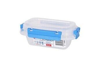 Icaverne Inedit boîte à lunch hermétique fresh system tontarelli 0,3 l plastique transparent (9,5 x 14 x 5,7 cm)