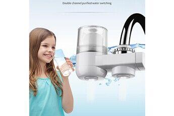Generic Purificateur d'eau ménage cuisine robinet filtre robinet purificateur d'eau filtre à eau tool5948