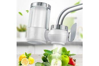 Generic Purificateur d'eau ménage cuisine robinet filtre robinet purificateur d'eau filtre à eau tool5931