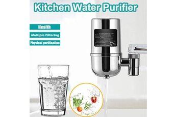 Generic Purificateur d'eau ménage cuisine robinet filtre robinet purificateur d'eau filtre à eau tool5937