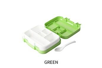 Generic Boîte à lunch pour enfants ensemble de tasse à eau avec compartiment étanche et compartiment à lunch pour déjeuner tool5459