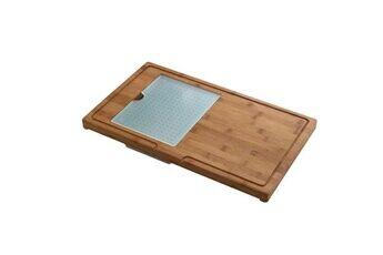 Cuisissimo Planche à découper en bambou avec accessoires cacpl002