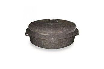 BEKA Cocotte minute Roasty cook 42 cm noir