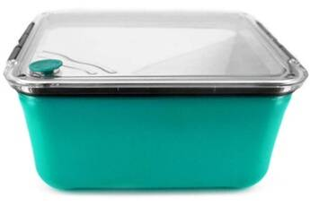 Take Away Grande lunch box avec compartiment amovible vert