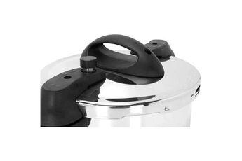 Marque Autocuiseur - cocotte minute  autocuiseur sitraofrza+ - 710589 - 6l inox - tous feux dont induction