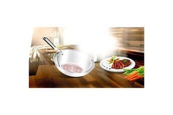 Tefal Icaverne wok poele wok pro inox - ø 28 cm - induction