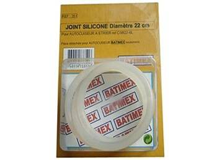 Kitchen Move Joint en silicone ø22cm pour autocuiseur cocotte minute à étrier classique