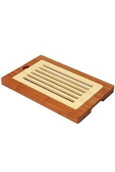 Dm Creation 00037 - planche à pain bambou 37x24cm