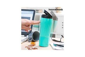 Innovagoods Mug isotherme avec ventouse anti-renversement innovagoods