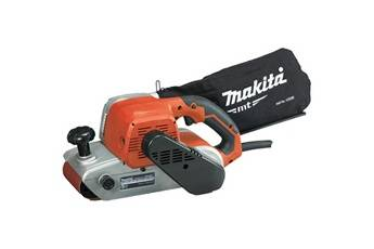 Makita Ponceuse à bande makita 940w 100x610mm m9400