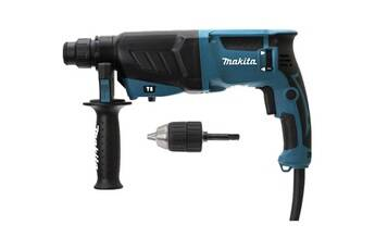 Makita Perforateur burineur SDS Plus 800W 26mm MAKITA HR2630X7