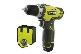Ryobi - perceuse visseuse compacte lithium-ion 12 v - rcd12011l