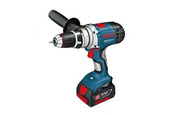 Bosch - perceuse visseuse 13mm 18v li-ion (2x4ah) 80nm + coffret lboxx - gsr 18 ve-2-li