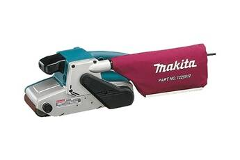 Makita Ponceuse à bande 1010w 100x610mm mak-pac makita 9404j