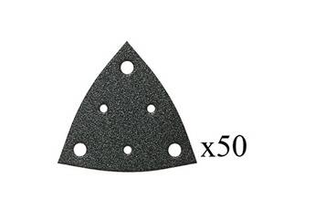 Fein Jeu de 50 triangles abrasifs perforés grain 240 fein 63717116016
