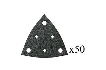 Fein Jeu de 50 triangles abrasifs perforés grain 60 fein 63717109013