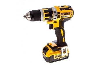 De Walt Dewalt perceuse visseuse a percussion brushless 18v 4ah li-ion