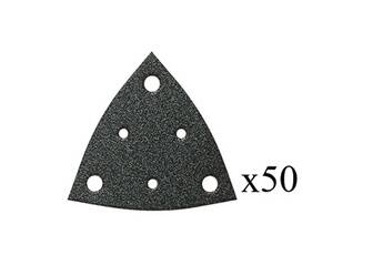 Fein Jeu de 50 triangles abrasifs perforés grain 100 fein 63717111014