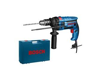 Bosch Professional Perceuse à percussion 600w gsb 13re bosch professional mandrin 13mm + mallette