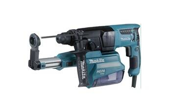 Makita Perforateur-burineur sds-plus 800w makita - ø26mm - malette de transport + accessoires - hr2650jx14
