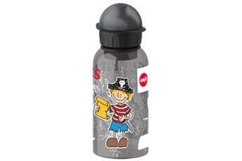 Emsa     emsa gourde kids, 0,4 litre, motif: pirate     noir