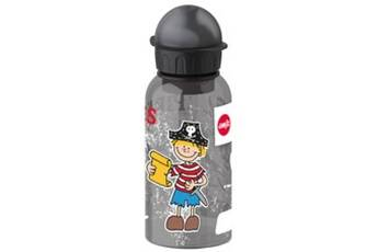 Emsa     emsa gourde kids, 0,4 litre, motif: chouette     noir