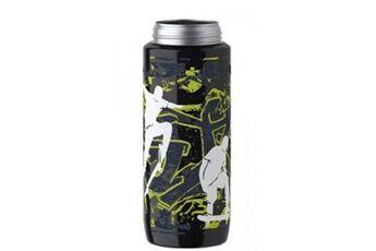 Emsa     emsa teens gourde drink 2 go, 0,6 litre, skateboard     noir