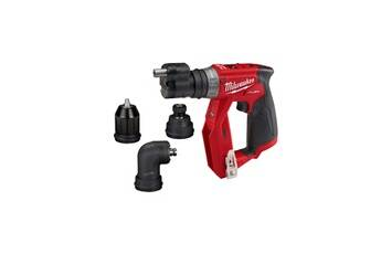 Milwaukee Perceuse visseuse milwaukee m12 fuel à mandrin amovible fpdxkit-202 - sans batterie ni chargeur 4933471332