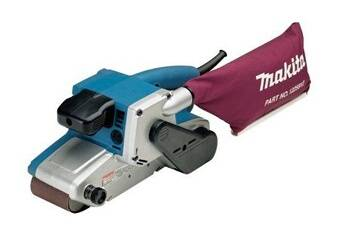Makita 9920 ponceuse à bande limage 76mm 1010w