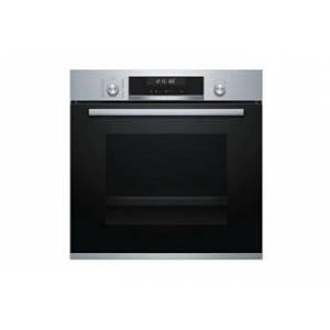 Bosch Four intégrable multifonction 71l 60cm a pyrolyse inox - bosch - hbb578bs6
