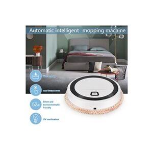 3in1 aspirateur robot intelligent rechargeable automatique vide / humide nettoyeur de vadrouille de plancher balayage carpe @he300