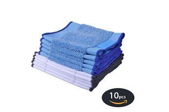 hobby tech kit de 10 serviettes pour irobot braava serie 300 320 380 390t nettoyage et lingettes hobby tech