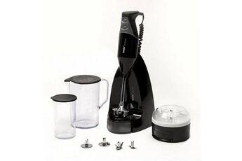 Bamix Mixeur plongeant multifonction 250w noir - bamix - mx100239