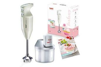 Bamix Mixeur plongeant multifonctions 200w crème - bamix - mx105903