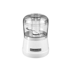Kitchenaid - 5kfc3515 ewh - hachoir 830ml 240w blanc