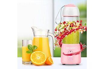 Mixer 380ml fruit machine de mélange juicer blender portable fruits maison