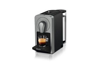 Krups XN410T - Cafetière à capsules Nespresso avec Bluetooth
