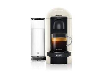 Krups Nespresso Vertuo plus machine à café blanc