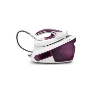 Calor Centrale vapeur 1,8l 2800w  blanc/violet 120g/min extra puissante 6.5bars  semelle  durilium airglide sv 8054 c 0